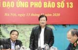 Phó Thủ tướng Trịnh Đình Dũng: Không chủ quan kể cả khi bão 13 đã tan