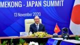 第12届湄公河流域国家与日本峰会正式开幕