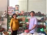 Bà Hồ Thị Đô: Vui vì được chia sẻ với người còn khó khăn