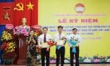 Huyện Dầu Tiếng: Họp mặt kỷ niệm 90 năm ngày truyền thống Mặt trận dân tộc thống nhất Việt Nam