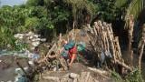 TP.Thuận An: Khẩn trương khắc phục sự cố sạt lở bờ bao do triều cường
