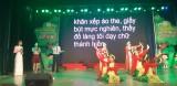 47 trường học tại TP.Thủ Dầu Một tham gia các hoạt động tri ân thầy cô