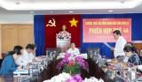 Thường trực HĐND tỉnh tổ chức phiên họp lần thứ 44