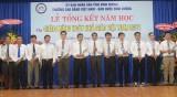 Trường Cao đẳng Việt Nam - Hàn Quốc Bình Dương: Trên 90% học sinh, sinh viên được doanh nghiệp tuyển dụng ngay sau khi tốt nghiệp