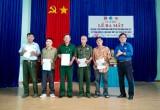 Bí thư chi đoàn danh dự là cựu chiến binh