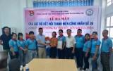 Trung tâm Hỗ trợ Thanh niên công nhân và Lao động trẻ tỉnh: Thành lập Câu lạc bộ Kết nối thanh niên công nhân số 26