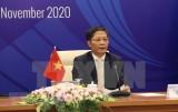 ASEAN 2020:东盟与欧盟共同努力走出经济韧性的繁荣发展之路