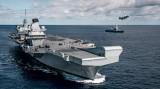 Hải quân Anh với kế hoạch Ấn Độ Dương - Thái Bình Dương