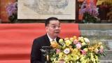 越南升龙皇城被列入世界文化遗产名录10周年纪念仪式在河内举行