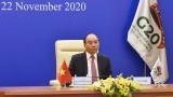阮春福总理:和平、稳定、合作共谋发展是可持续和包容性发展的先决条件