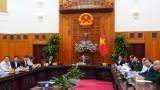 政府总理阮春福主持国家网络安全指委会首场会议