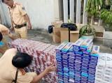Phát hiện vụ vận chuyển hơn 4.000 gói thuốc lá lậu