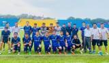 Vòng chung kết U17 Cúp Quốc gia 2020: U17 Becamex Bình Dương đặt mục tiêu cao nhất