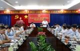 为落实越共平阳省第十一次大会决议的突破性行动计划草案提出意见