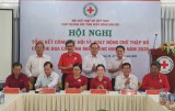 Hội CTĐ các tỉnh miền Đông Nam bộ: Tiếp tục phát huy tinh thần tương thân tương ái, phục vụ cộng đồng xã hội