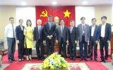 Lãnh đạo UBND tỉnh tiếp Tổng Lãnh sự Ấn Độ tại TP.Hồ Chí Minh