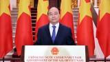 越南企业参加第十七届中国-东盟博览会