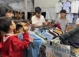 Bắc Tân Uyên: Rộn ràng phiên chợ vui