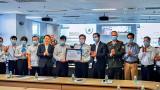 内排国际机场获得国际机场协会的机场健康认证书