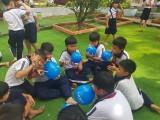 Trường tiểu học Phú Hòa 3 (TP.Thủ Dầu Một): Tạo không gian học tập, trải nghiệm lý thú cho học sinh