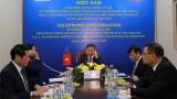 越南公安部与新加坡执法机关促进合作关系
