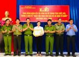 Xã Đất Cuốc, huyện Bắc Tân Uyên: Được Bộ Công an tặng bằng khen về phong trào bảo vệ an ninh Tổ quốc