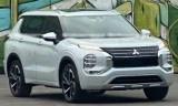Mitsubishi Outlander thế hệ mới lộ diện