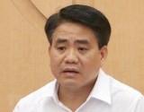 Xét xử bị cáo Nguyễn Đức Chung tội chiếm đoạt tài liệu bí mật nhà nước