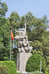 巴乌邦胜利纪念碑:赫赫的战功永远响亮