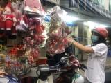 Thị trường mùa giáng sinh:  Trầm lắng và tiết kiệm