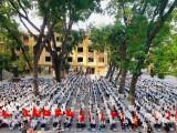 130 học sinh, sinh viên tiêu biểu học tập và làm theo Bác Hồ