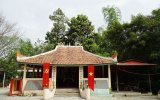 Ong Temple - a base for scouts, spies and commandos of Binh Duong