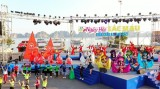 Thousands flock to Ha Long's first-ever winter festival