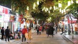 河内市古街区步行空间向南扩展