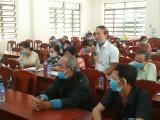 Đại biểu HĐND tỉnh tiếp xúc cử tri TX.Bến Cát, huyện Bắc Tân Uyên