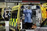 Anh ghi nhận số ca tử vong theo ngày cao nhất, bệnh viện Mỹ quá tải