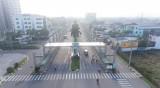 城市、技术基础设施同步、对接