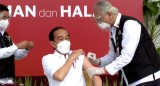 Indonesia bắt đầu chiến dịch tiêm chủng ngừa COVID-19 toàn quốc