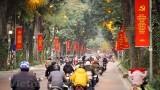 越南河内市营造整洁有序城市环境迎接越共十三大