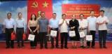 Bộ Tư lệnh vùng 5 Hải quân gặp mặt đoàn công tác 9 tỉnh, thành phía Nam
