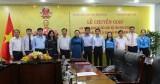 Lễ chuyển giao Văn phòng Đoàn ĐBQH về UBND tỉnh