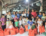 """Ban vận động Ngày """"Vì người nghèo"""" tỉnh: Thăm, tặng quà tết tại các cơ sở bảo trợ xã hội"""
