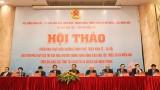 西原和中部沿海地区各省发展经济社会,保护和发挥少数民族传统价值的研讨会在得乐省举行