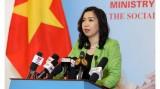 越南外交部例行记者会:回答记者提出的一些问题