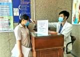 Ensuring community's health on Tet