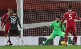 Man Utd hụt chiến thắng Liverpool