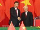 Greetings on Vietnam - China diplomatic ties anniversary