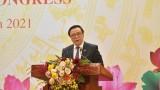 越共中央委员会向驻越外交使团和国际组织通报越共十三大相关信息