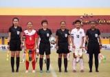 Three Vietnamese women named as elite FIFA referees