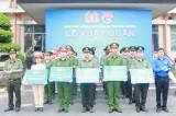 Đoàn Thanh niên công an tỉnh: Ra quân hoạt động kỷ niệm 90 năm ngày thành lập Đoàn